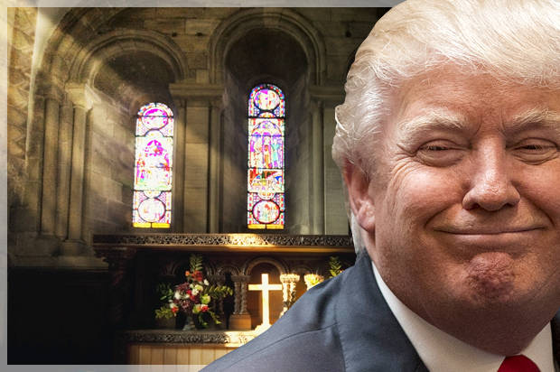 Thoughts on Trump and Religion…